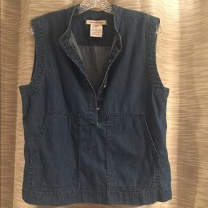 Marc by Marc Jacobs Denim Top